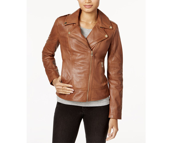 gifts for her leather jacket