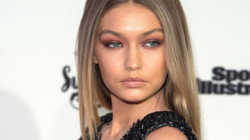 Um, Did Gigi Hadid Not Realize That Her Dress Was Completely See-Through?