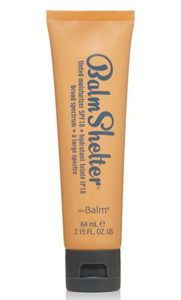 Balm Shelter tinted moisturizer