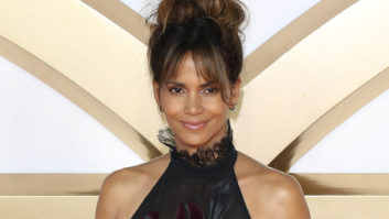 What Is Halle Berry Wearing? She's Practically Naked!