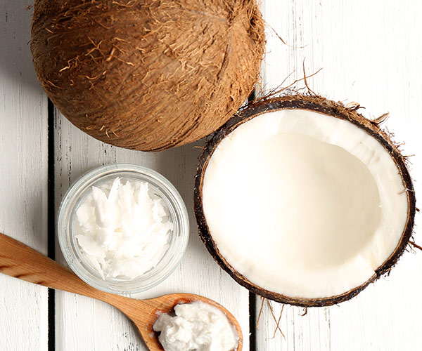 coconut oil thinning hair