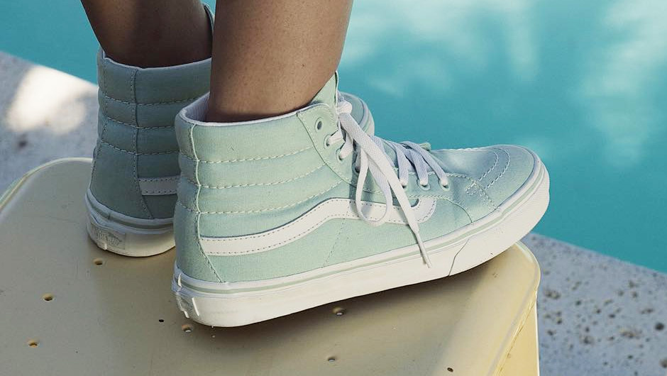 6a5d3d92d2f6 Fashion girls everywhere have traded in their high heels for street style  sneakers thanks to brands like Vans and Adidas