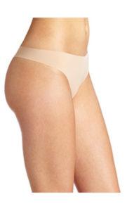 nude thong underwear