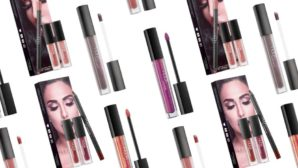 Huda Beauty's Liquid Matte Lipsticks, Lip Strobes & Contour Sets: We Have Swatches!