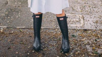Hunter Boots Is Having A 25-50% Off Sale And You Don't Want To Miss It!