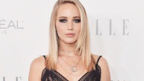 Um, Did Jennifer Lawrence Not Realize Her Dress Was Completely See-Through?