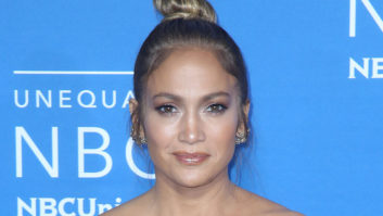 What is Jennifer Lopez Wearing?! She's Practically Naked!