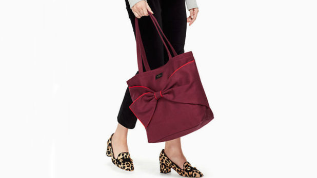 Psst! This Amazing Kate Spade Tote Bag Is Only $63 #YoureWelcome