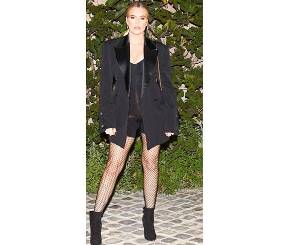 khloe kardashian bodysuit 1