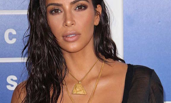 Um, Did Kim Kardashian Not Realize She Forgot To Wear Pants On The Red Carpet?