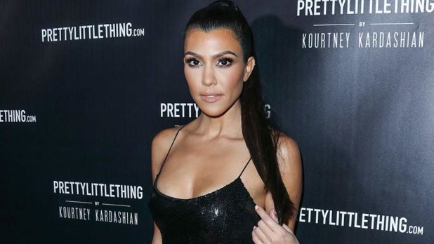 Kourtney Kardashian Just Chopped Off All Her Hair & We Hardly Recognize Her!
