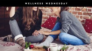 Here's How To Stress Less During The Holiday Season #WellnessWednesday