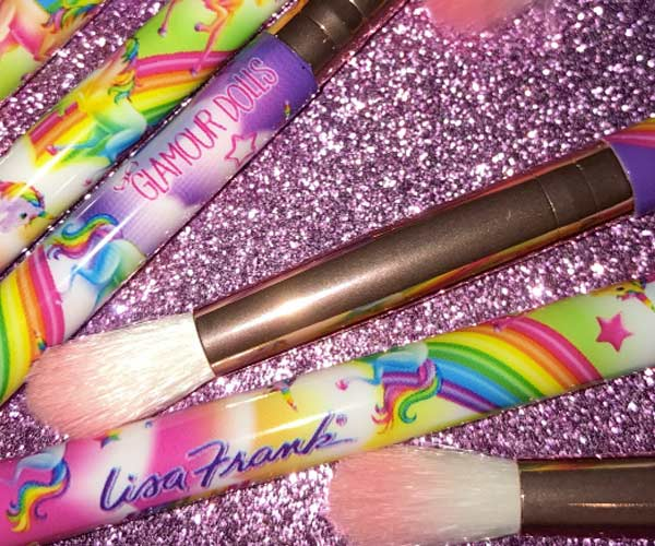 lisa frank makeup collection 3