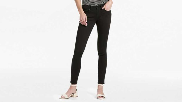 These Lucky Brand Jeans Are Crazy Flattering--Get A Pair On Sale For $29 (Down from $80!) Today Only