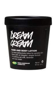 dream cream lotion