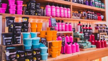 These Are The 5 Best-Smelling (And Best-Selling!) Lush Products
