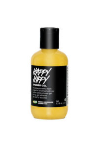 lush shower gel