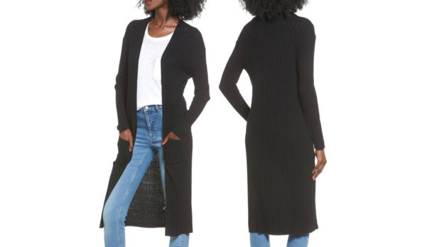 This $29 Maxi Cardigan Has <em>Tons</em> Of Great Reviews--Get One On Sale Before It Sells Out