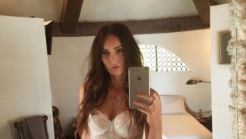 What Is Megan Fox Wearing? She's Practically Naked!