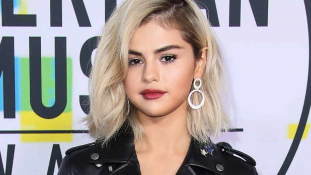 What Is Selena Gomez Wearing? She's Practically Naked!