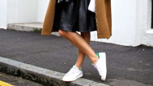 The One Sneaker Every Street Style Star Is Buying From Nordstrom's Fall Sale