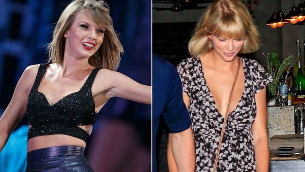 Taylor Swift's Boobs Have Gotten HUGE, And We Love It!