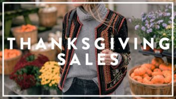 FYI, These Are The Thanksgiving Sales Of 2017 That You Shouldn't Miss