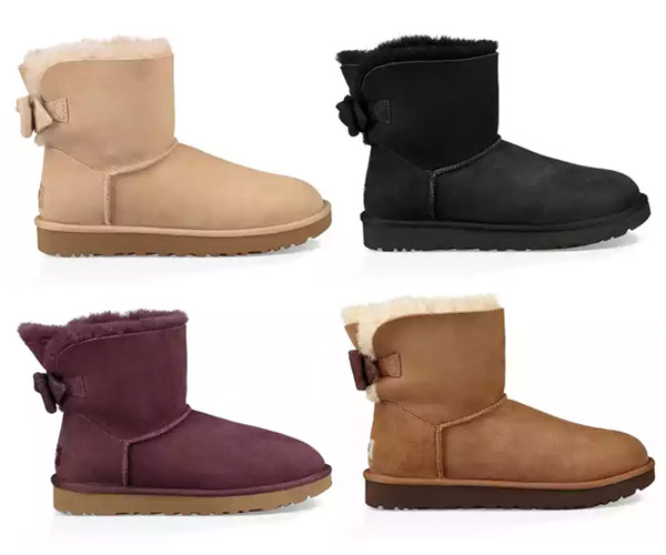 ugg bailey bridgette bow boot