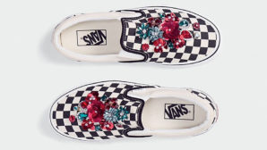 These Bejeweled Vans Are So Glam That You're Going To Want Them ASAP