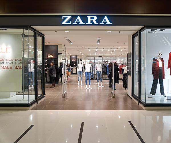 Zara products online shopping