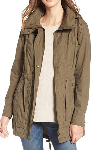BNCI Cotton Anorak Jacket