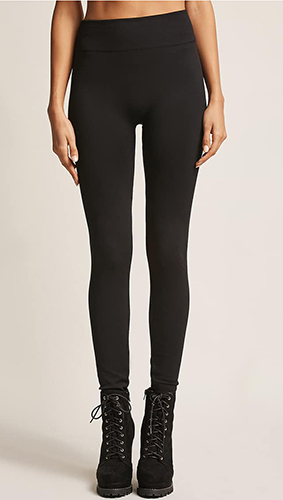 Fleece Knit Leggings