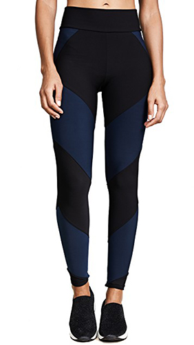 Fleece Lined Contrast Leggings