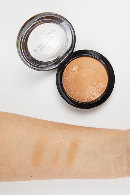 mac jade jagger mineralize Skinfinish in Satin Shimmer swatches