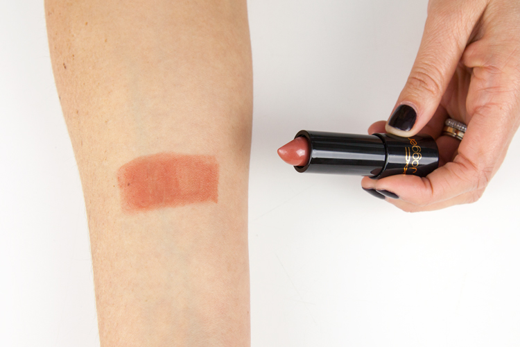 MAC Jade Jagger Sunset Pearl lipstick swatches