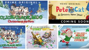 Keep Your Kids Entertained While School's Out With Amazon Prime Video Kids