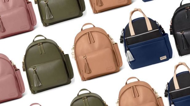 Can You Believe These Gorgeous Backpacks Are Actually Diaper Bags?!