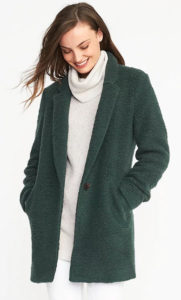 coat old navy