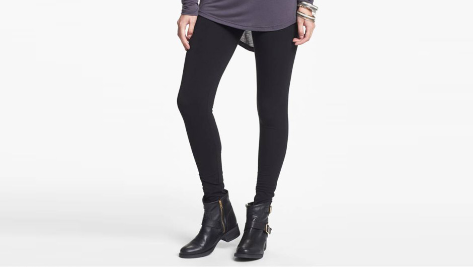 Don't Wait--Nordstrom Just Restocked Their Crazy Popular Classic Leggings And They're Only $11!