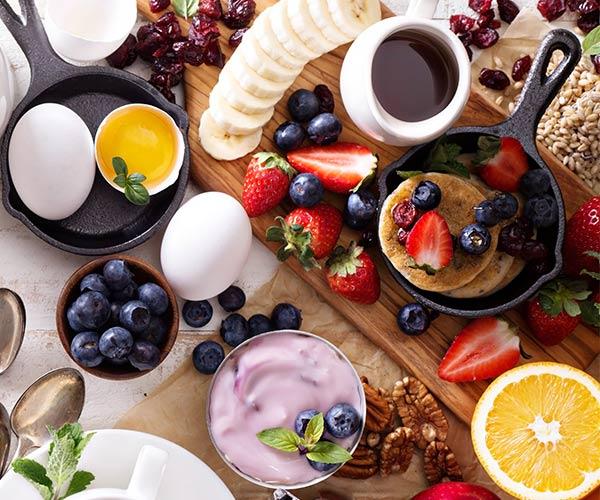 A Wealth Of Skin-Healthy Antioxidants