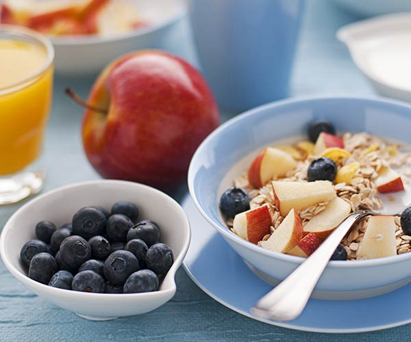anti-inflammatory breakfast fights belly fat