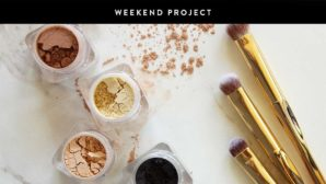 Weekend Project: Make Your Own Eyeshadow