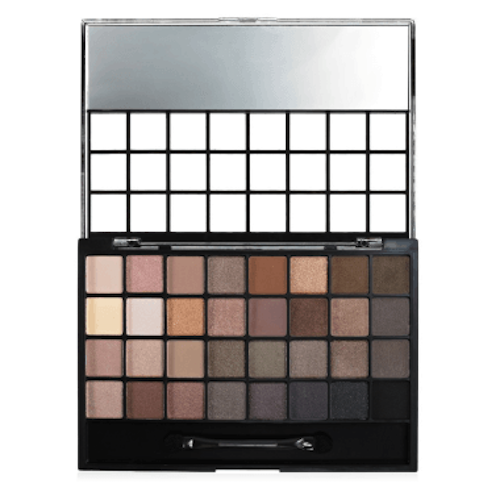 e.l.f. cosmetics urban decay naked eyeshadow palette dupe