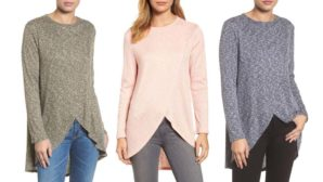 Nordstrom Shoppers Can't Stop Raving About This Flattering High/Low Tunic Top