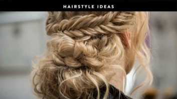 Update Your Winter Look With One Of These Pretty Braided Hairstyle Ideas
