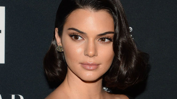 How Did Kendall Jenner Not Realize Her Top Was See-Through?