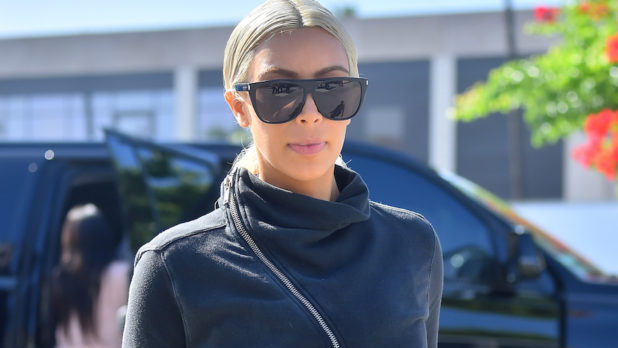 Kim Kardashian Is Being Accused Of Plagiarizing Designs For Her Kid's Clothing Line