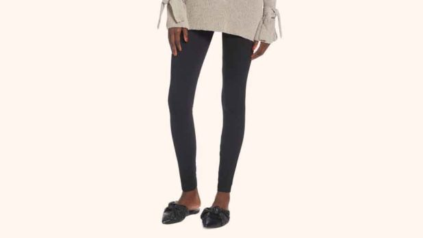 Nordstrom Shoppers Love These $19 Leggings Because They're <em>Super</em> Flattering