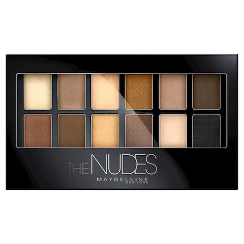 maybelline urban decay naked eyeshadow palette dupe