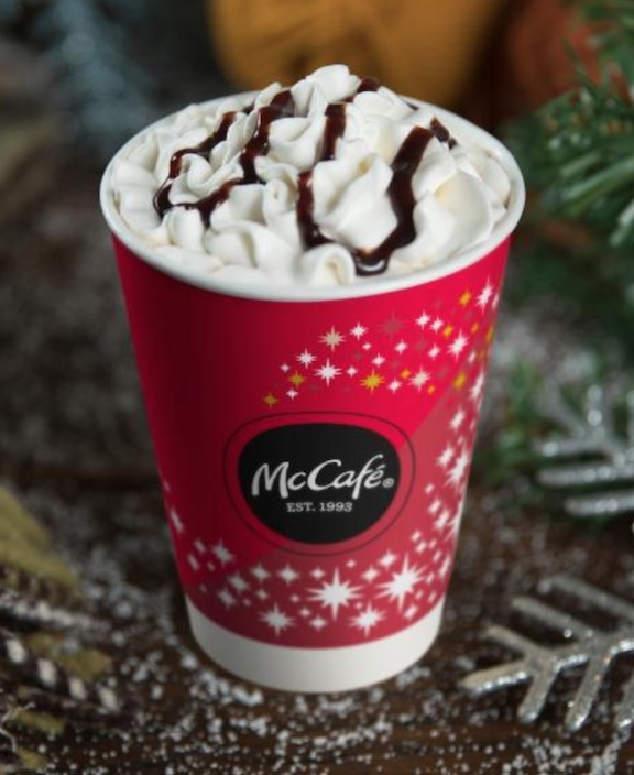 McDonald's Holiday Pies Are Back